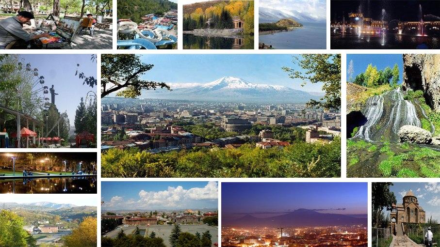 سفر به ایروان-ارمنستان