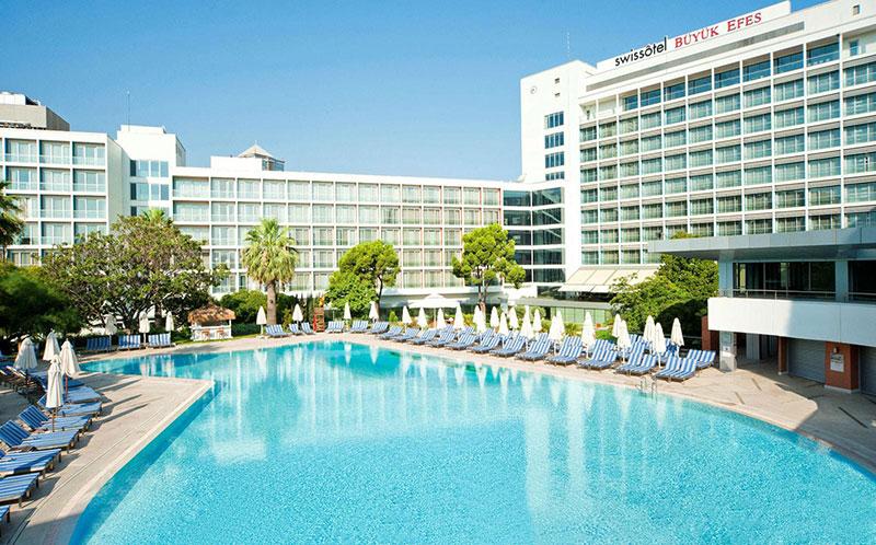 هتل های چهار ستاره ازمیر