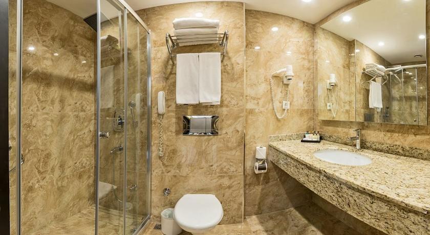 امکانات ویژه ی هتل آوانتگارد استانبول