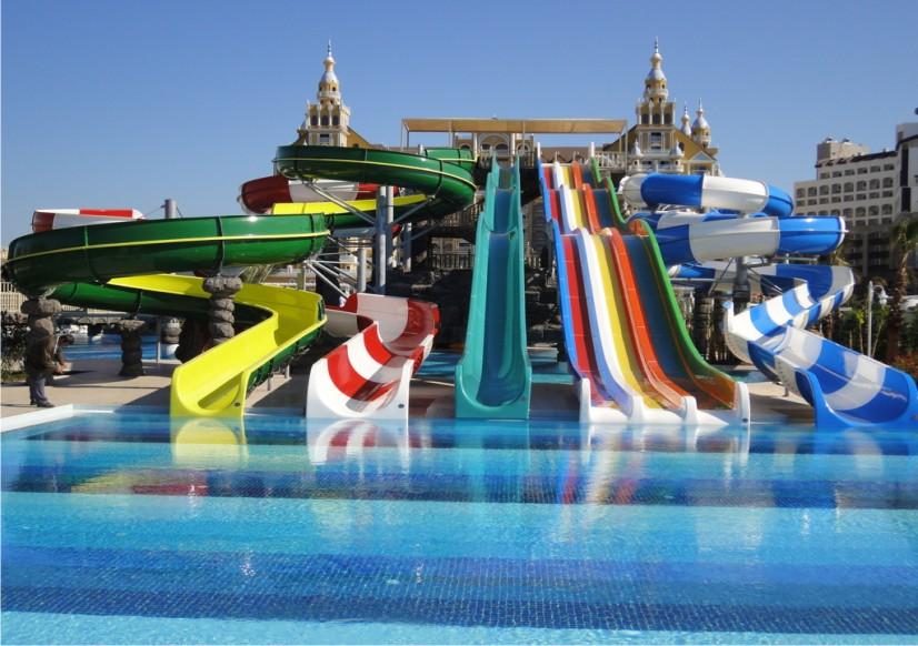 مهمترین امکانات رفاهی هتل پالاس آنتالیا