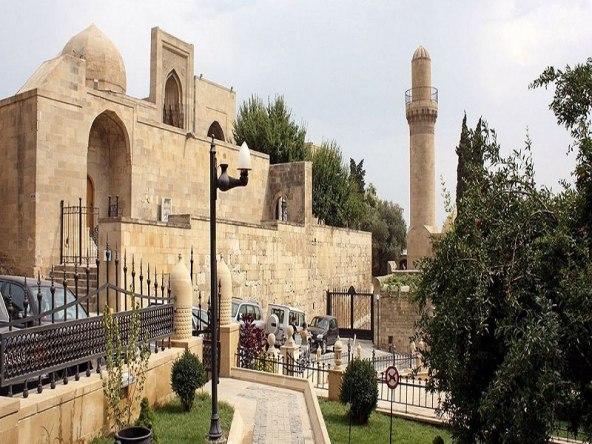 مکان های دیدنی شهر باکو