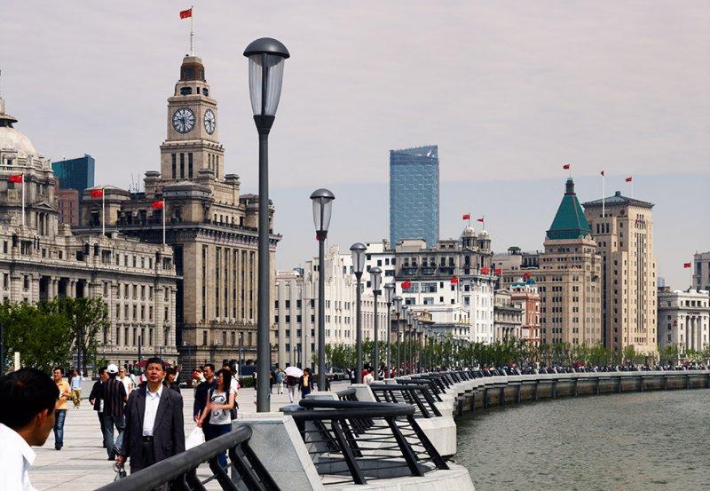 تفرجگاه بوند شانگهای