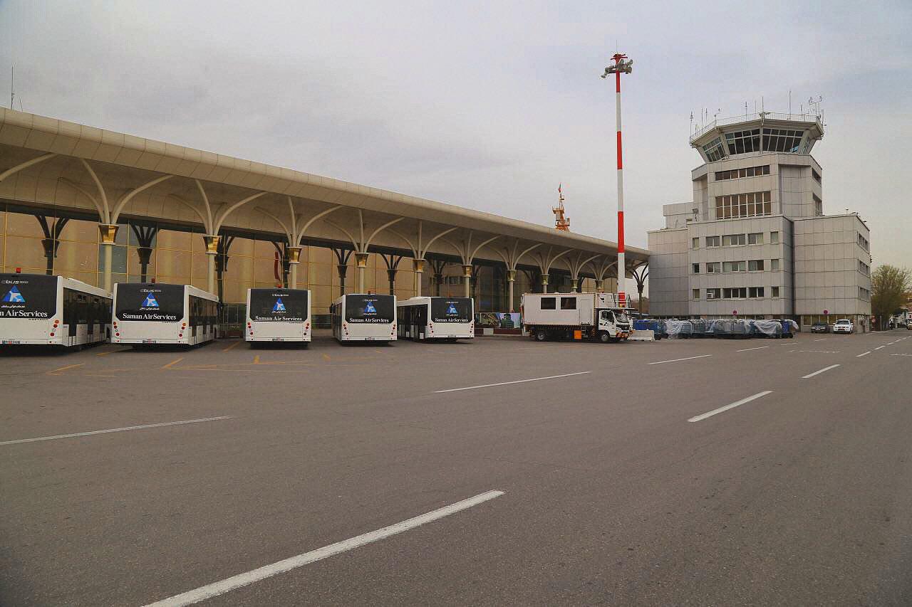 راه های دسترسی به فرودگاه مشهد