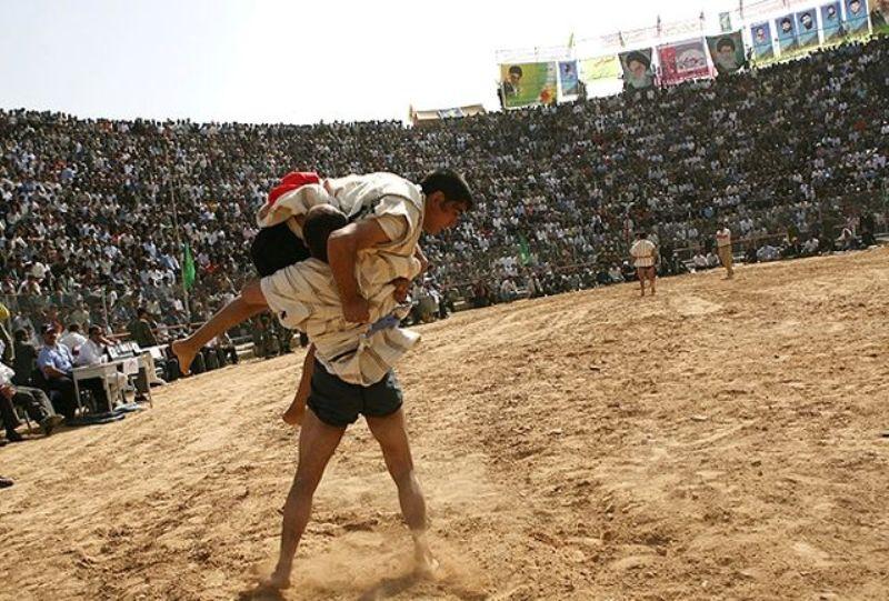 ورزش ها و بازی های سنتی در مشهد