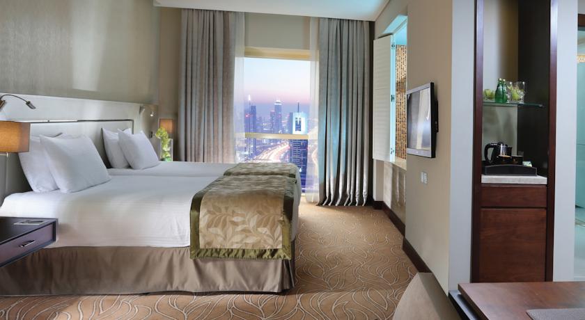 امکانات عمومی هتل میلینیوم پلازا دبی