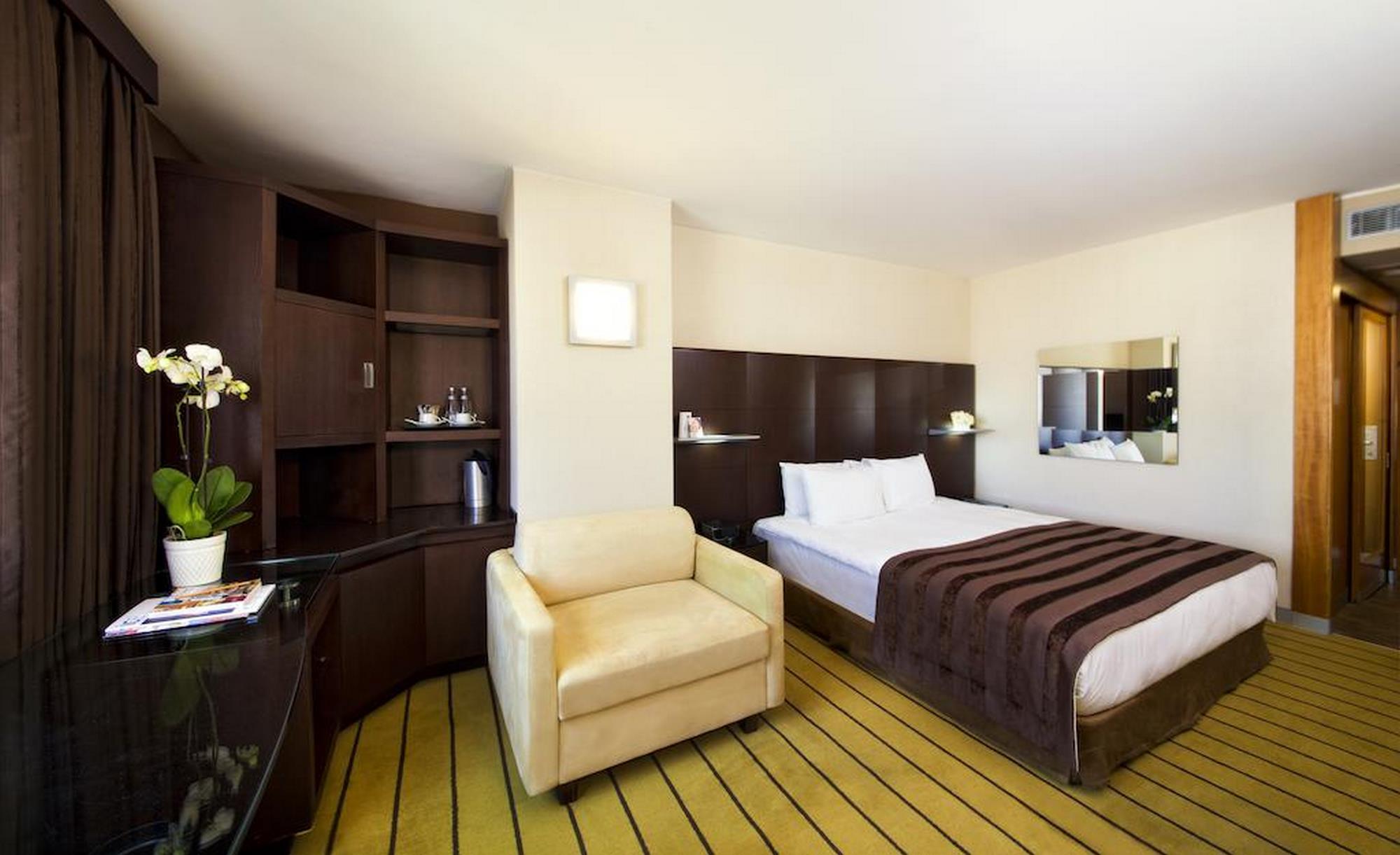 معرفی هتل پوینت استانبول