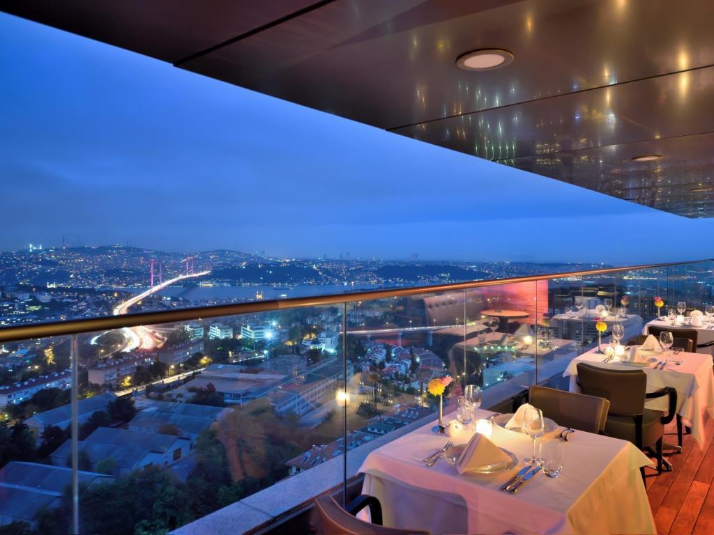 خدمات هتل پوینت استانبول