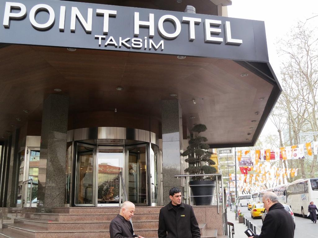 اطلاعات تکمیلی هتل پوینت استانبول