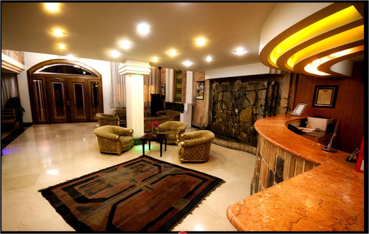 هتل ارگ از هتل های سه ستاره شیراز