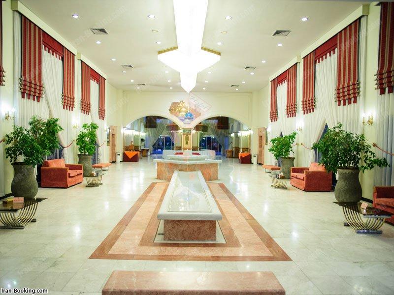 هتل هما دو از هتل های پنج ستاره مشهد