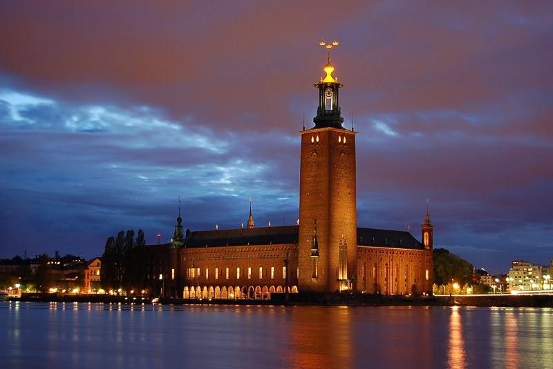 تالار شهر استکهلم