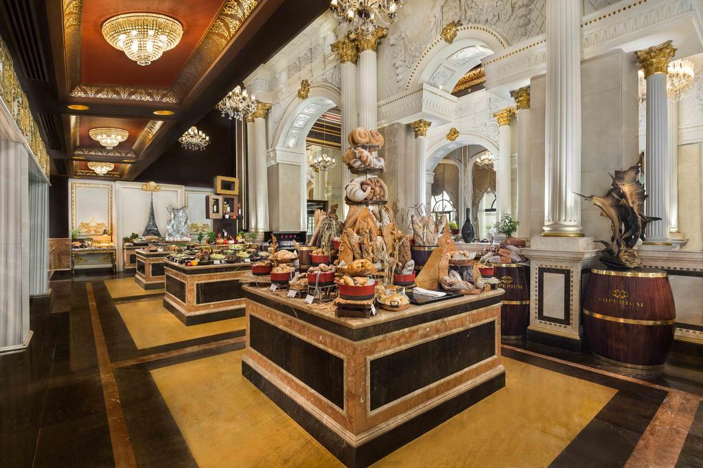 ویژگی های هتل جومیرا زعبیل سرای دبی