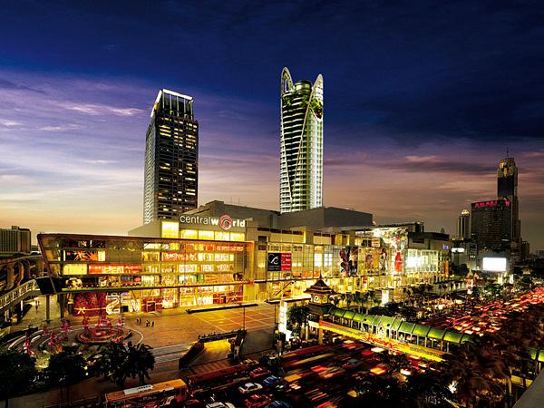 خرید کردن در بانکوک