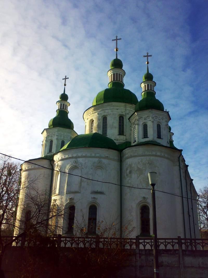 بهترین آثار باستانی کیف