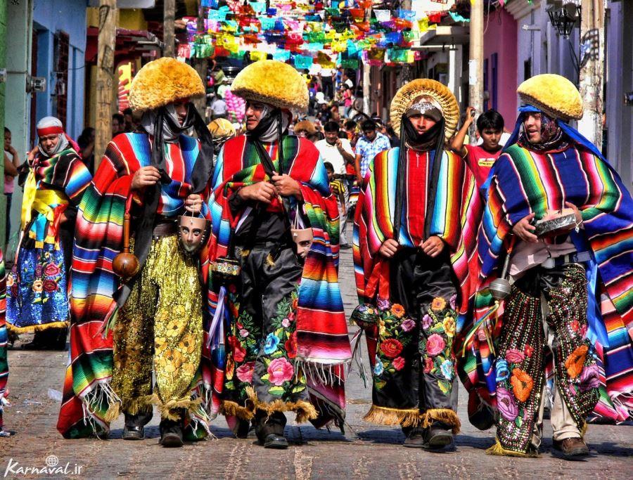 فستیوال پارچیکو از فستیوال های مکزیک