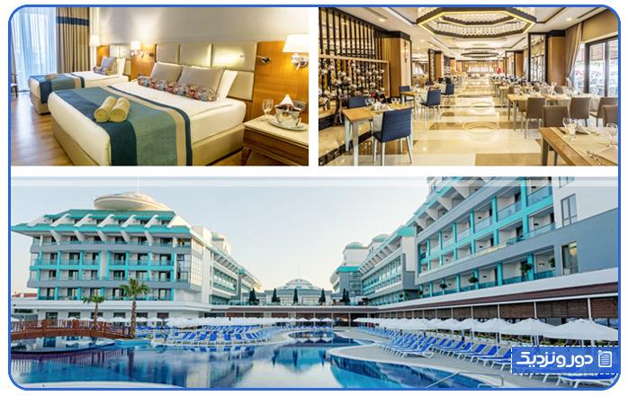 هتل سنستیو پریمیوم ریزورت و اسپا آنتالیا