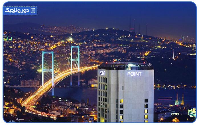 هتل پوینت باربرس استانبول