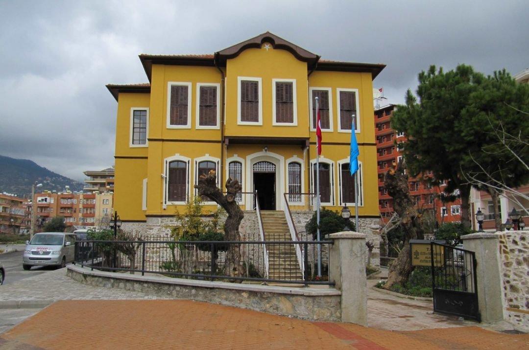 موزه آتاتورک آلانیا از مکان های دیدنی آلانیا