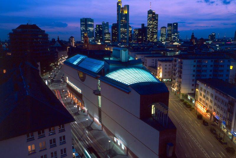 شهر هنر از جاذبه های گردشگری فرانکفورت