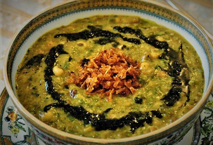 معروف ترین غذاهای کرمان