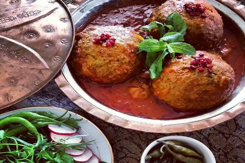 معروف ترین غذاهای تبریز