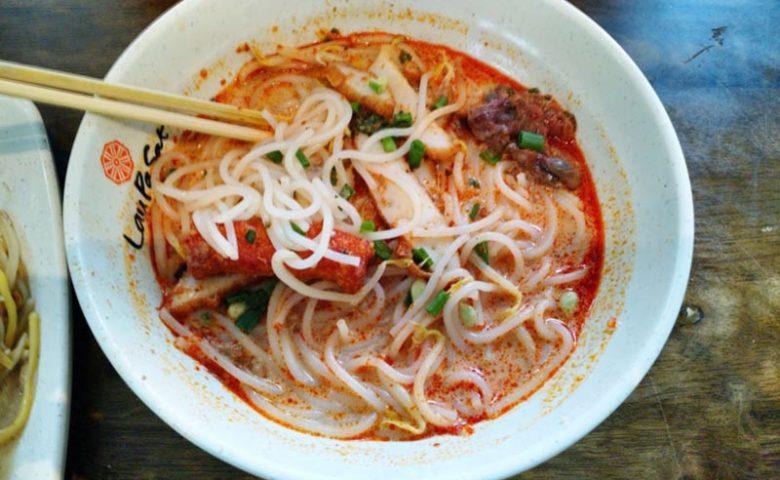 معروف ترین غذاهای سنگاپور