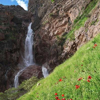 جاذبه های طبیعی شهر خرم آباد
