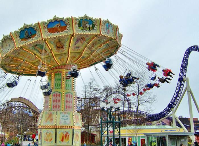 شهر بازی لیزبرگ از جاذبه های گردشگری گوتنبرگ