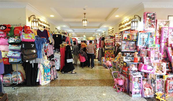 بازار نایف دبی