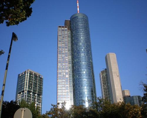 برج فرانکفورت