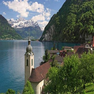 دریاچه لوسرن، سوییس