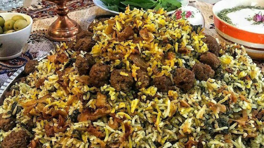 غذاهای معروف شیرازی