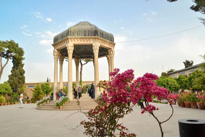 فصل بهار در شیراز