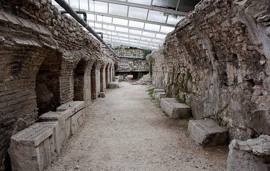حمام های رومی در وارنا