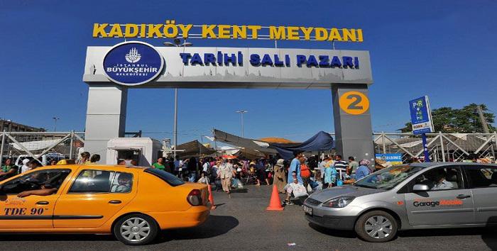 سه شنبه بازار استانبول