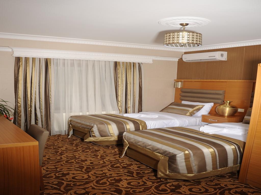 ویژگی های هتل آلفا در استانبول