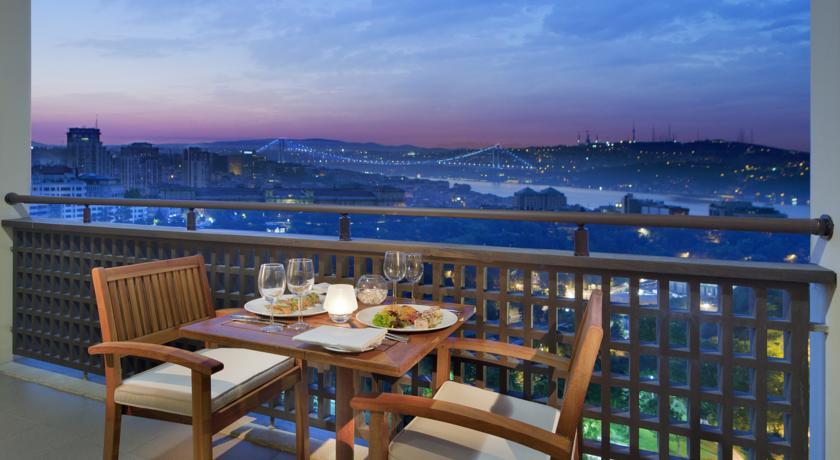 هتل هیلتون بسفرس از هتل های لوکس استانبول