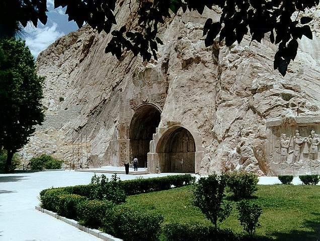 معرفی جاذبه های تاریخی کرمانشاه
