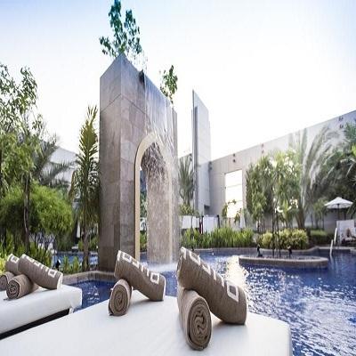 امکانات رفاهی هتل کنراد دبی