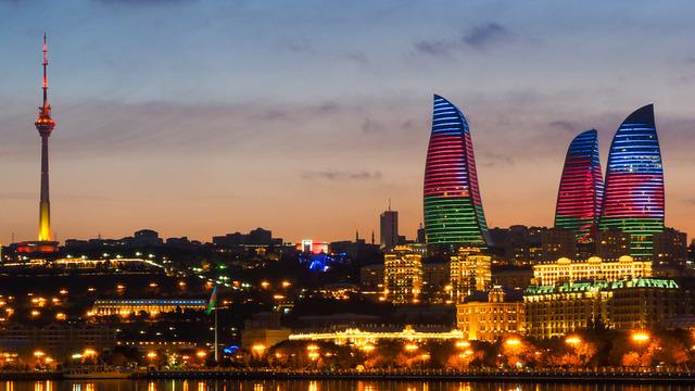 مکان های گردشگری و جاذبه های باکو