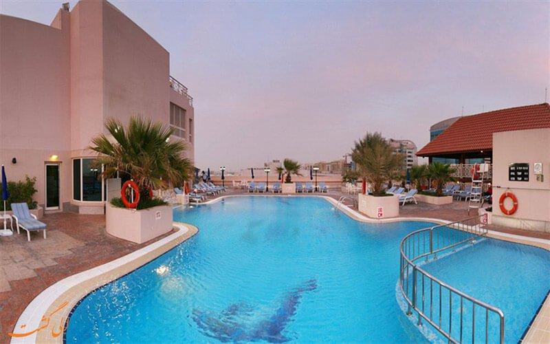 امکانات تفریحی هتل کارلتون پالاس