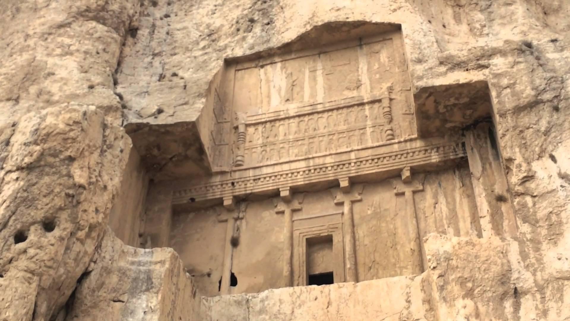 نقش رستم از دیگر آثار تاریخی شیراز