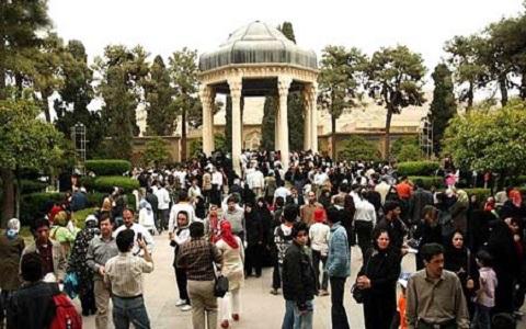 مردم خون گرم شیراز