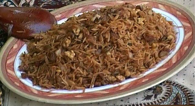 رب پلو شیرازی