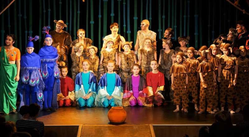 تئاتر موسیقی کودکان سنت پترزبورگ