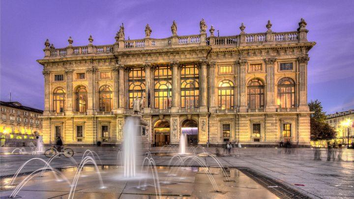 کاخ رئال از جاذبه های گردشگری تورین