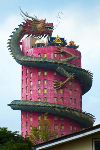 معبد وات سامفرون بانکوک