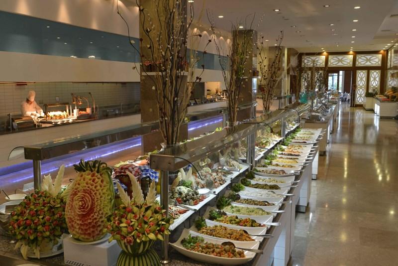 رستوران هاى هتل بایا لارا