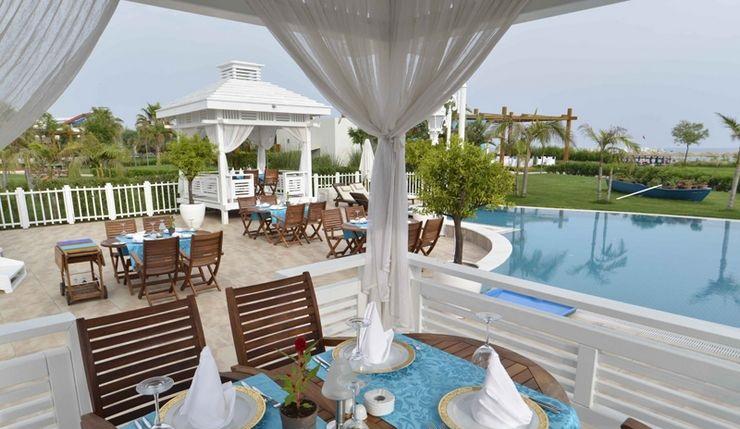 امکانات هتل بایا لارا