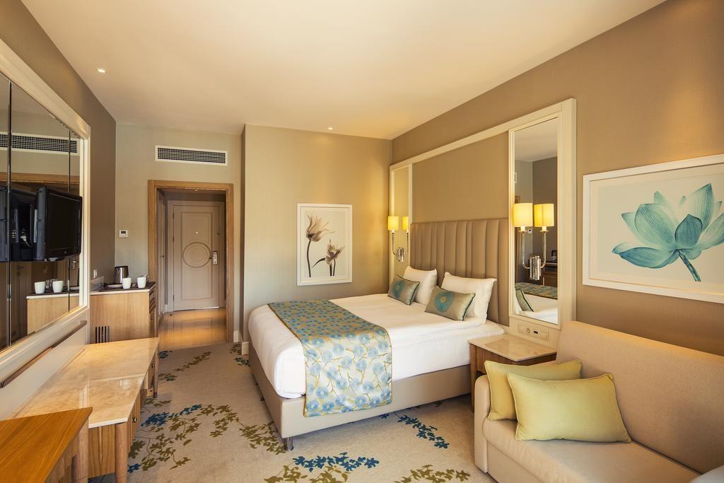امکانات اتاق هاى هتل یابا لارا
